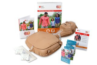 Laerdal Adult and Child CPR Anytime Learning Kit
