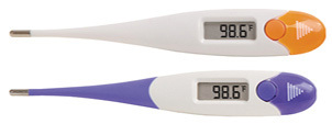Veridian 9-second Digital Thermometer, Oral Probe Covers, 500/Box
