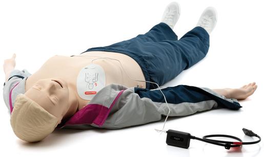 Laerdal Resusci Anne Advanced SkillTrainer with SimPad