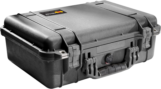 Pelican<sup>™</sup> 1500 EMS Protector Case, Black