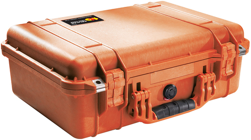 Pelican<sup>™</sup> 1500 EMS Protector Case, Orange