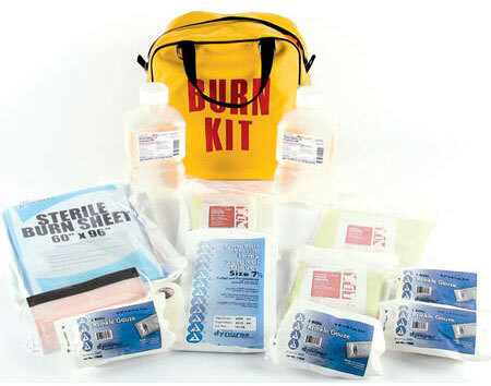 Curaplex<sup>®</sup> Burn Kit with Sterile Water