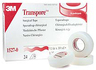 3M<sup>™</sup> Transpore<sup>™</sup> Transparent Tape, 1/2&rdquo;
