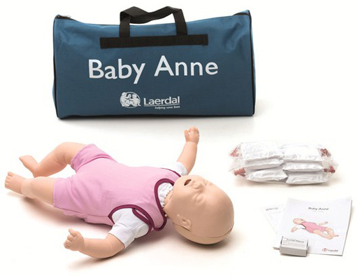 Laerdal Baby Anne CPR Trainer, Infant