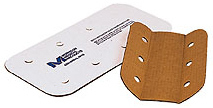 Morrison Heavy-duty Cardboard Splints, Center Padded, 18""