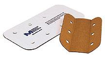 """Morrison Heavy-duty Cardboard Splints, Center Padded, 34"""""""