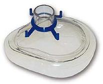 Rusch<sup>®</sup> Disposable Cushion Mask, Pediatric
