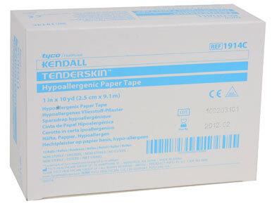 Kendall Tenderskin<sup>™</sup> Hypoallergenic Paper Tape