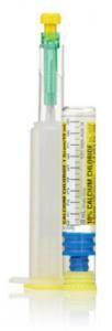Calcium Chloride, 10%, 10mL, Pre-filled Syringes
