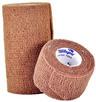 Curaplex<sup>®</sup> Cohesive Bandage, 5yd, Tan, 4&rdquo;