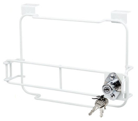 Curaplex<sup>®</sup> Wall Bracket for Sharps Container, 1-2gal