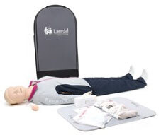 Laerdal Resusci Anne<sup>®</sup> First Aid Manikin, Full Body