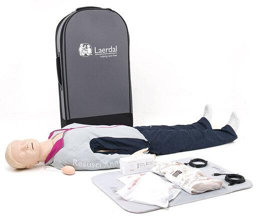 Laerdal Resusci Anne<sup>®</sup> QCPR Manikin, Full Body