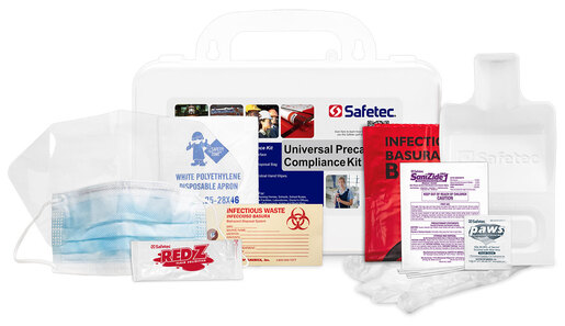 Safetec Universal Precaution Compliance Kit