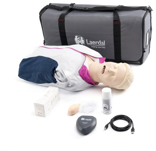 Laerdal Resusci Anne<sup>®</sup> QCPR<sup>®</sup> Torso with Airway Head