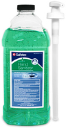 Safetec Instant Hand Sanitizer, Fresh Scent, 64oz Bottle