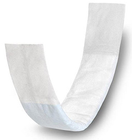 """Maternity Maxi Pads with Tails, 11"""", 12/bag"""