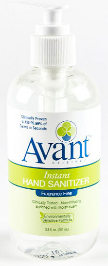 Avant<sup>™</sup> Original Instant Hand Sanitizer