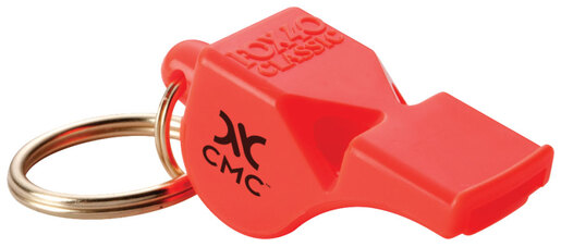 CMC Rescue Fox 40 Whistle, Orange