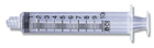 Disposable Syringe, Luer-Slip<sup>™</sup>, 10cc