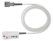 Masimo<sup>®</sup> SET LNCS<sup>™</sup> SpO2 Sensor, Reusable, Pediatric, 3'