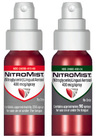 NitroMist<sup>&reg;</sup> Nitroglycerin Lingual Aerosol 400 mcg/spray, 8.5g Bottle, 230 Metered Doses