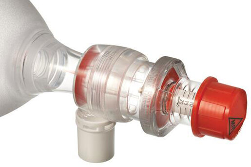Ambu<sup>&reg;</sup> Disposable PEEP Valve with Adapter, 22mm