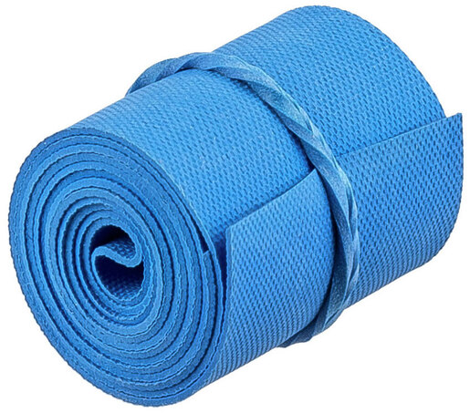 Curaplex<sup>®</sup> Tourniquet, Blue, Rolled, 1&rdquo; x 18&rdquo;