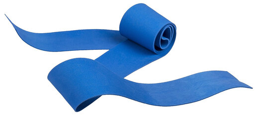 Curaplex<sup>®</sup> Tourniquet, Blue, Rolled, 1&rdquo; x 18&rdquo;