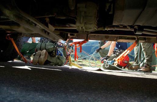 CMC Rescue<sup>&reg;</sup> Flat Rescue Webbing, 150'