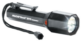 Pelican<sup>™</sup> Recoil<sup>™</sup> 2010 LED Flashlight