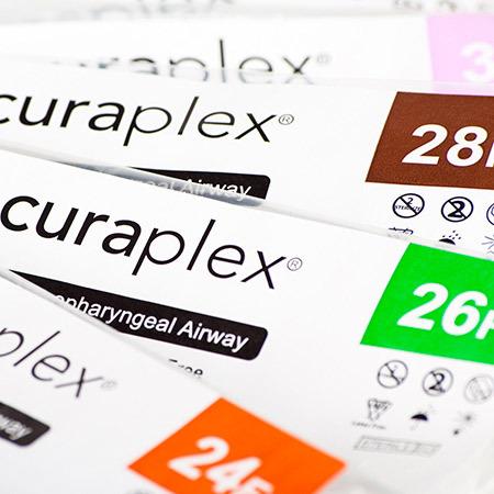 Curaplex<sup>®</sup> Robertazzi Nasopharyngeal Airways, Neoprene