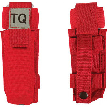 North American Rescue C-A-T<sup>®</sup> Tourniquet Holder, Red