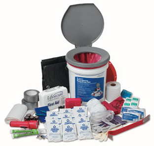 LifeSecure<sup>®</sup> Emergency Response Kit, 25-person