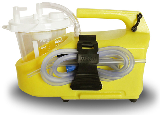 SSCOR S-SCORT<sup>®</sup> 9 Suction Unit