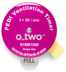 O-Two<sup>™</sup> Single-use Ventilation Timing Light, Pediatric