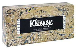 Kleenex<sup>®</sup> Facial Tissues, 2-ply