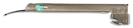 Rusch<sup>®</sup> EquipLite Disposable Laryngoscope Blades, Miller, Size 2