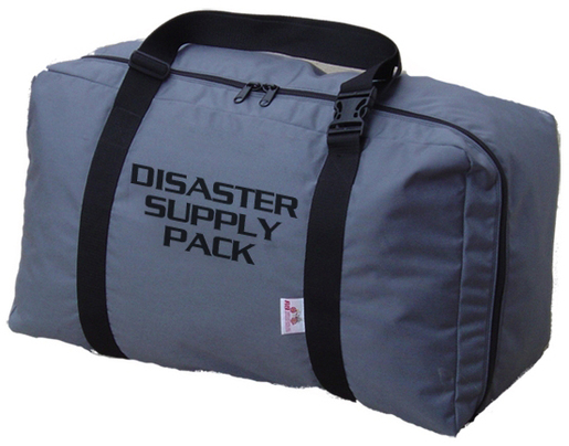 R&B Fabrications Disaster Supply Pack, Red
