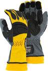 Majestic Extrication Gloves, Short, Large