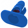 ADC Stethoscope Tape Holder, Royal Blue