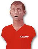 Simulaids CPR Adam Junior Mouth and Nose Pieces