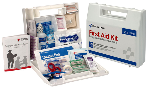 First Aid Only  106-piece Bulk First Aid Kit, 25 Person