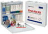 First Aid Only  196-piece Bulk First Aid Kit, 50 Person, Metal Case