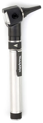 Welch Allyn<sup>&reg;</sup> PocketScope<sup>™</sup> Otoscope Handle Set, 2 1/2V
