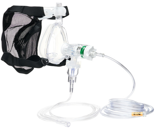 Pulmodyne GO-PAP<sup>™</sup> with BiTrac ED with Neb-Connect, Adult, Medium