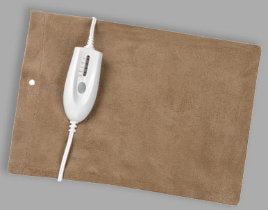 Veridian Deluxe Heating Pad Moist/Dry Heat Therapy