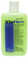 VioNex<sup>&reg;</sup> Antimicrobial Liquid Soap, 4oz Flip Top
