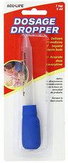Acu-Life Medicine Dosage Dropper, 1 Teaspoon