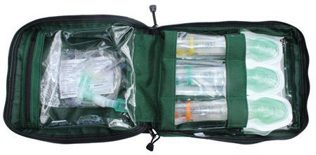 Bag for Intersurgical Inc. i-Gel<sup>®</sup> O2 Resus Packs